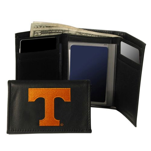 University of Tennessee Volunteers Trifold Leather Wallet