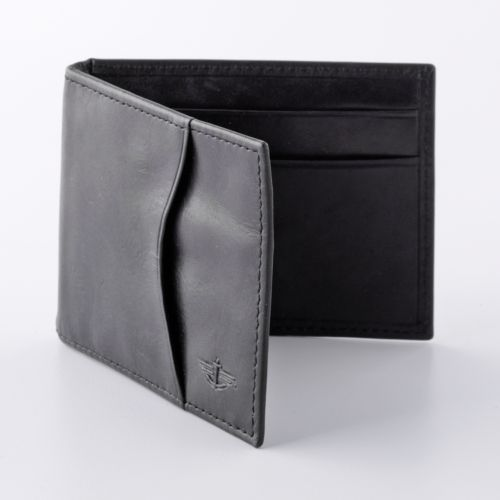 Dockers® Slim Leather Wallet