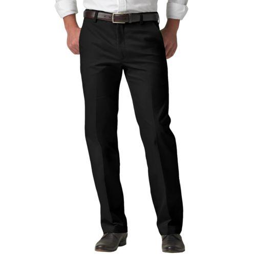 Men's Dockers® Signature Khaki D1 Slim-Fit Flat-Front Pants