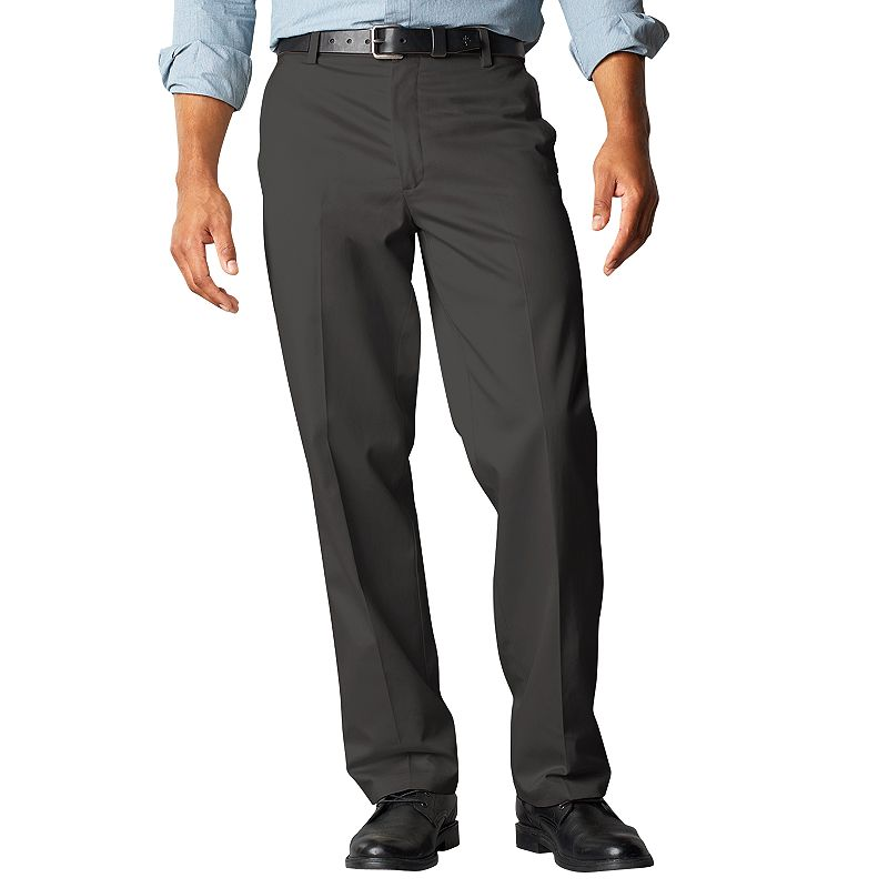 Men's Dockers® Signature D2 Straight-Fit Flat-Front Pants