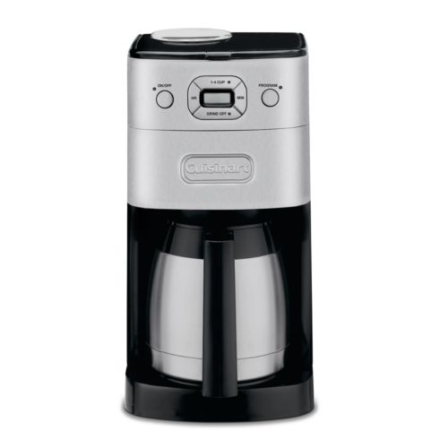 Cuisinart Grind 'N Brew 10-Cup Thermal Coffee Maker