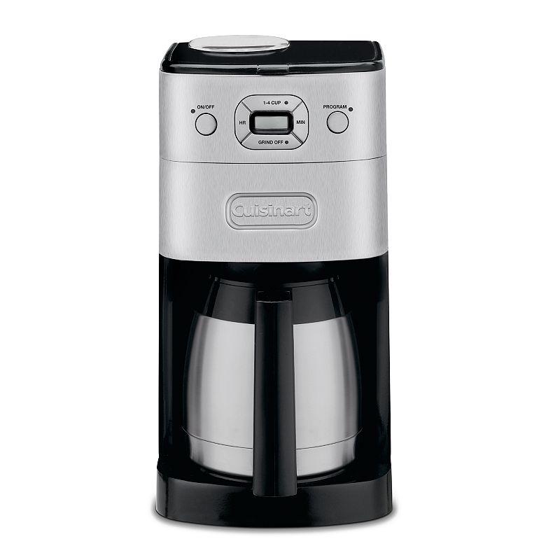 Cuisinart Grind 'N Brew 10-Cup Thermal Coffee Maker