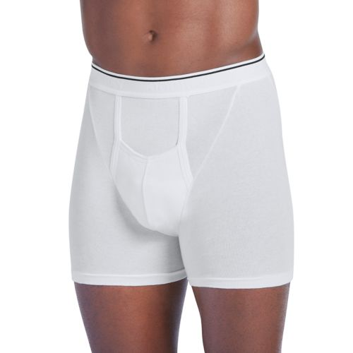 Jockey 2-pk. Pouch Stretch H-Fly Full Rise Boxer Briefs - Men