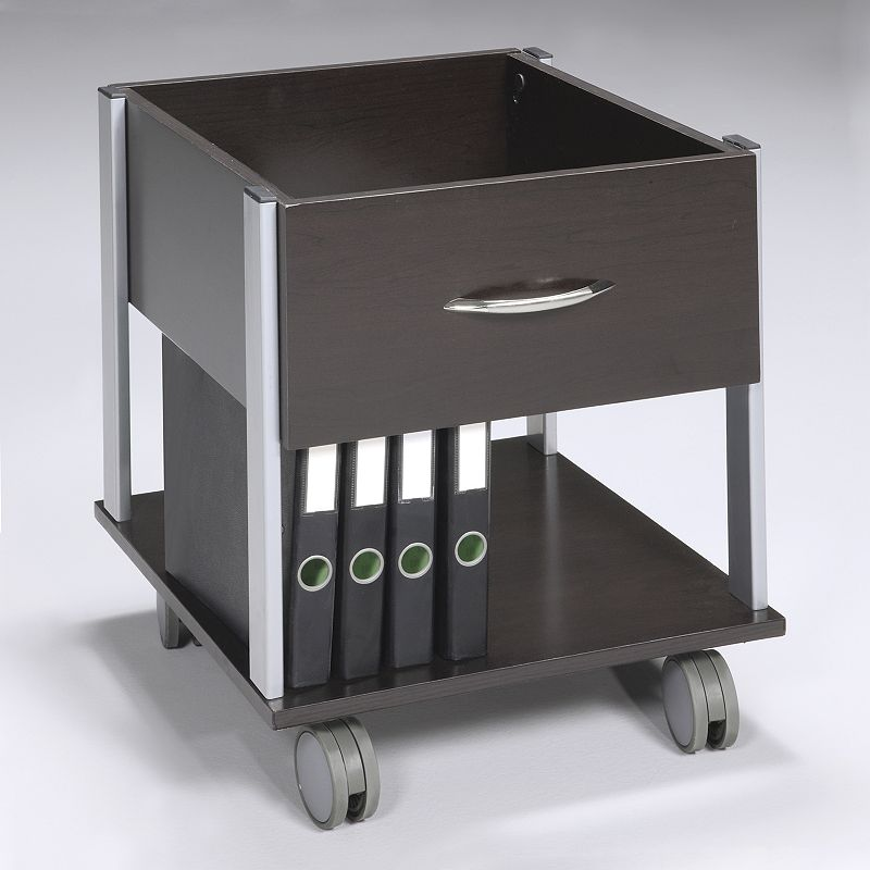 Office Star Products Mobile File Cart