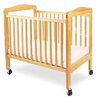 L.A. Baby Window Crib & Mattress