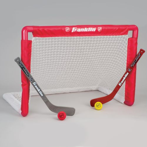 Franklin NHL Mini Hockey Goal Set