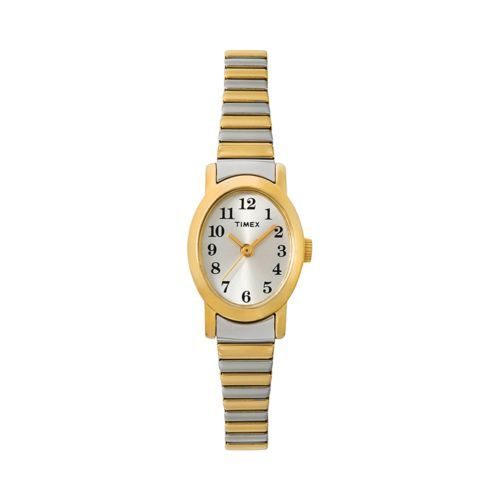 Timex Cavatina Stainless Steel Two-Tone Watch - Women