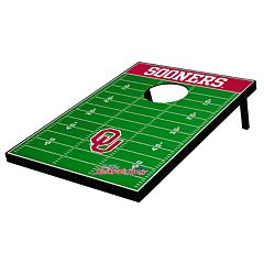 Oklahoma Sooners Tailgate Toss Beanbag Game by