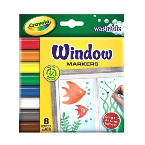 Crayola Washable Window Markers