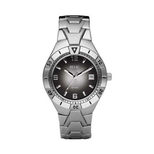 Relic Stainless Steel Watch - ZR11607 - Men