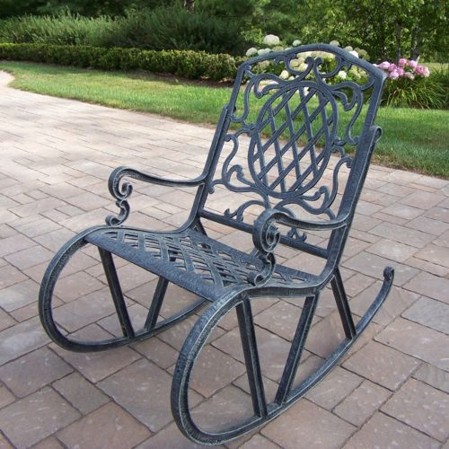 Oakland Living Mississippi Rocking Chair - Outdoor