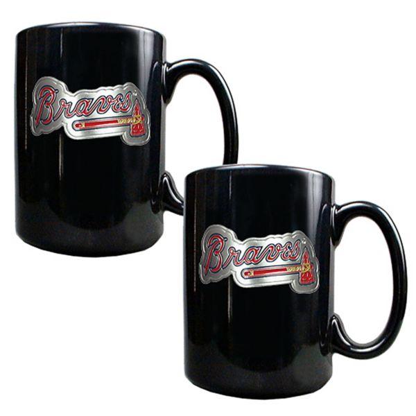 Atlanta Braves 2-pc. Mug Set