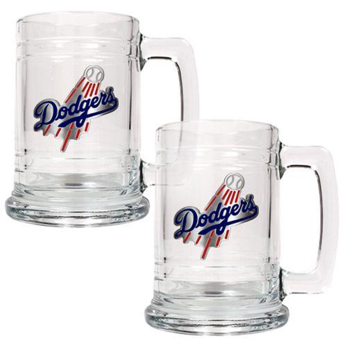 Los Angeles Dodgers 2-pc. Tankard Set