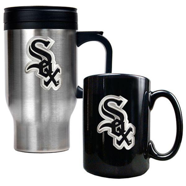 Chicago White Sox 2-pc. Travel Mug Set