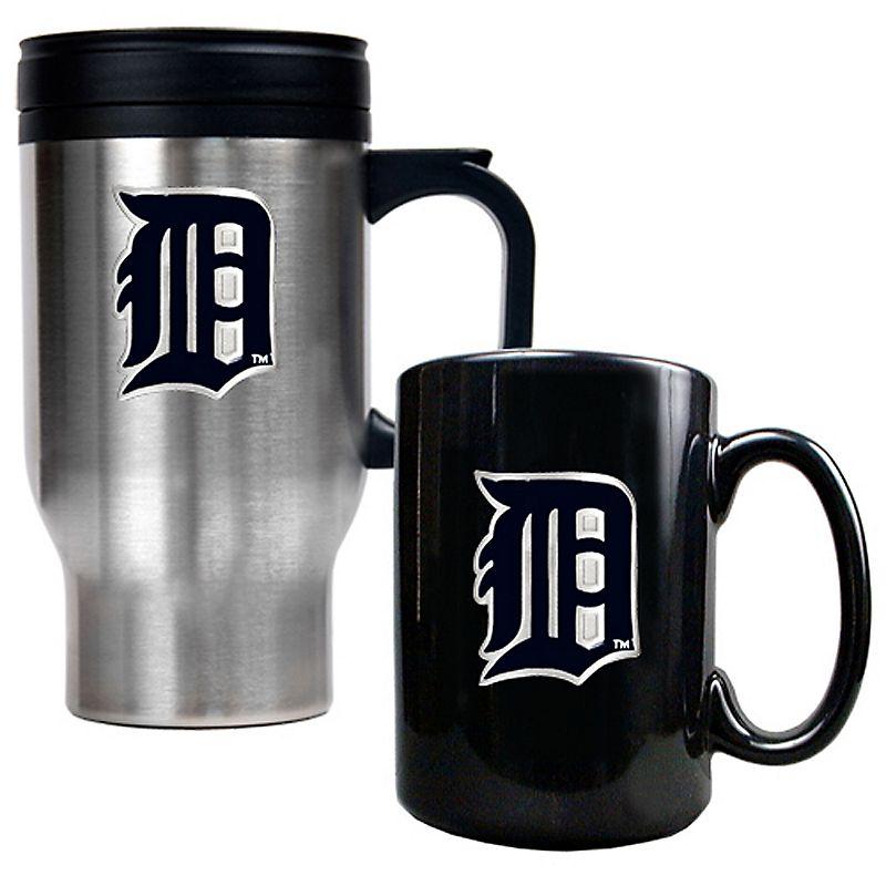 Detroit Tigers 2-pc. Mug Set