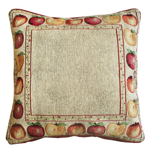 Park B. Smith Apple Tapestry Pillow