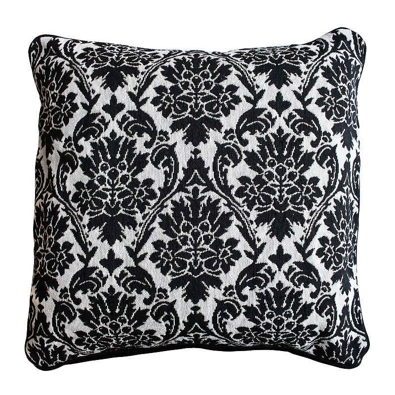 Park B. Smith Floral Tapestry Pillow