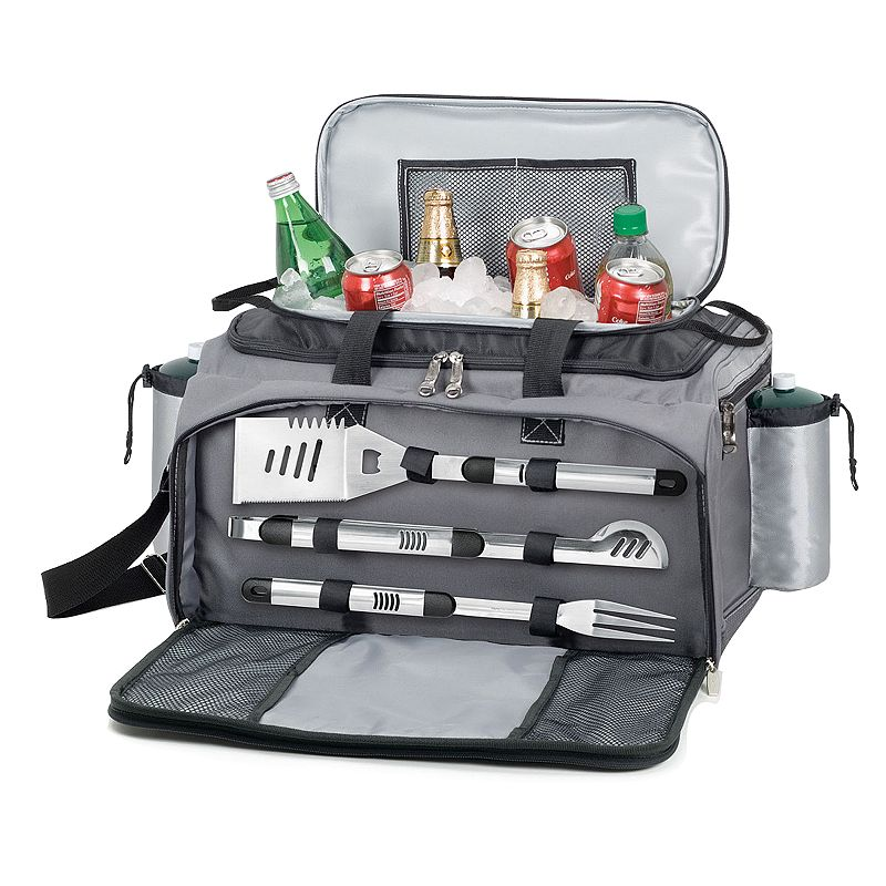 Picnic Time Vulcan 6-pc. Grill and Cooler Set