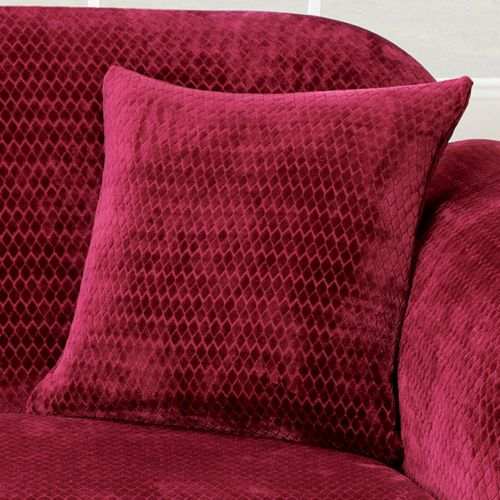 Sure Fit Royal Diamond Accent Pillow