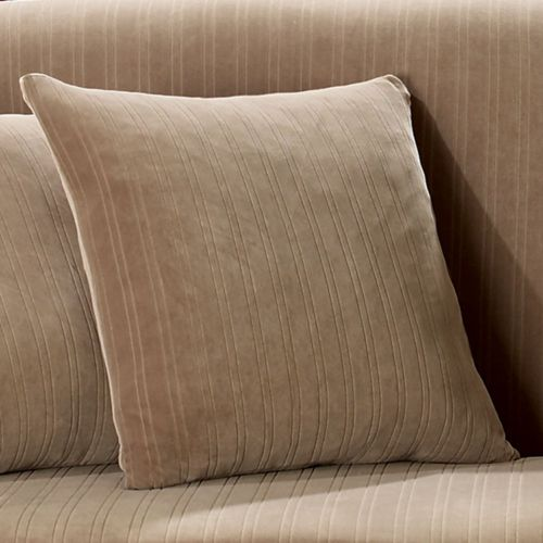 Sure Fit Pin-Striped Accent Pillow