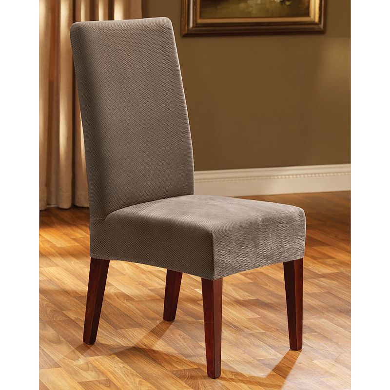 Sure Fit Pique Dining Chair Slipcover