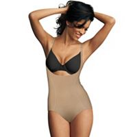 Maidenform Shapewear Ultimate Slimmer Torsette Body Shaper - 2656