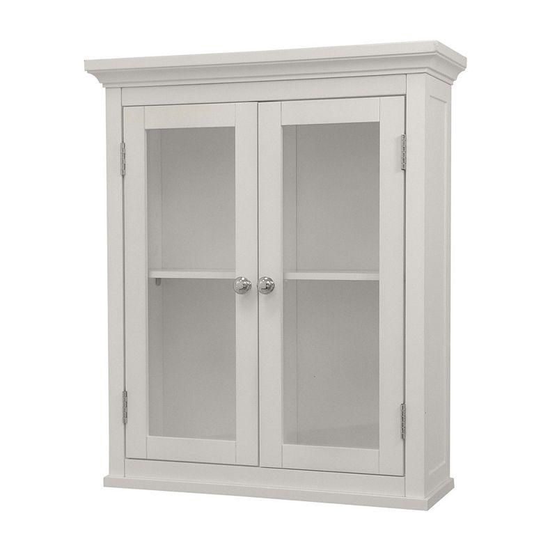 Elegant Home Fashions Mableton Wall Cabinet