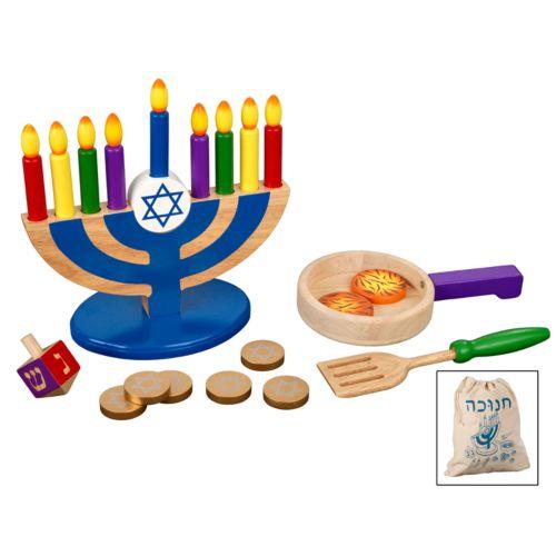 KidKraft Hanukkah Set