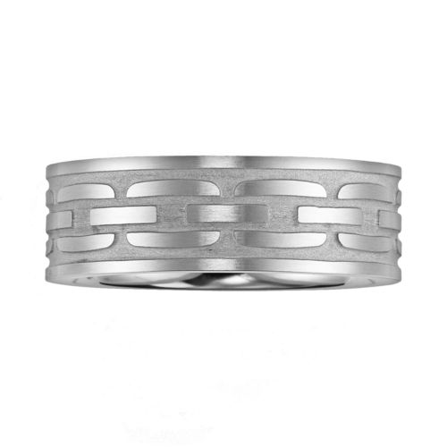 AXL by Triton Stainless Steel Link Band - Men