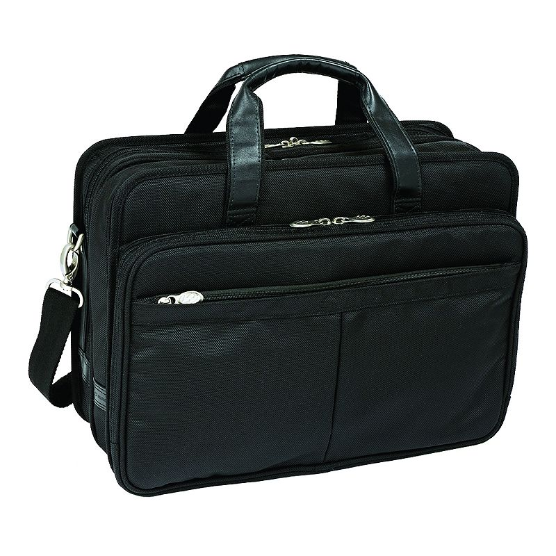 McKlein Walton Expandable Laptop Case