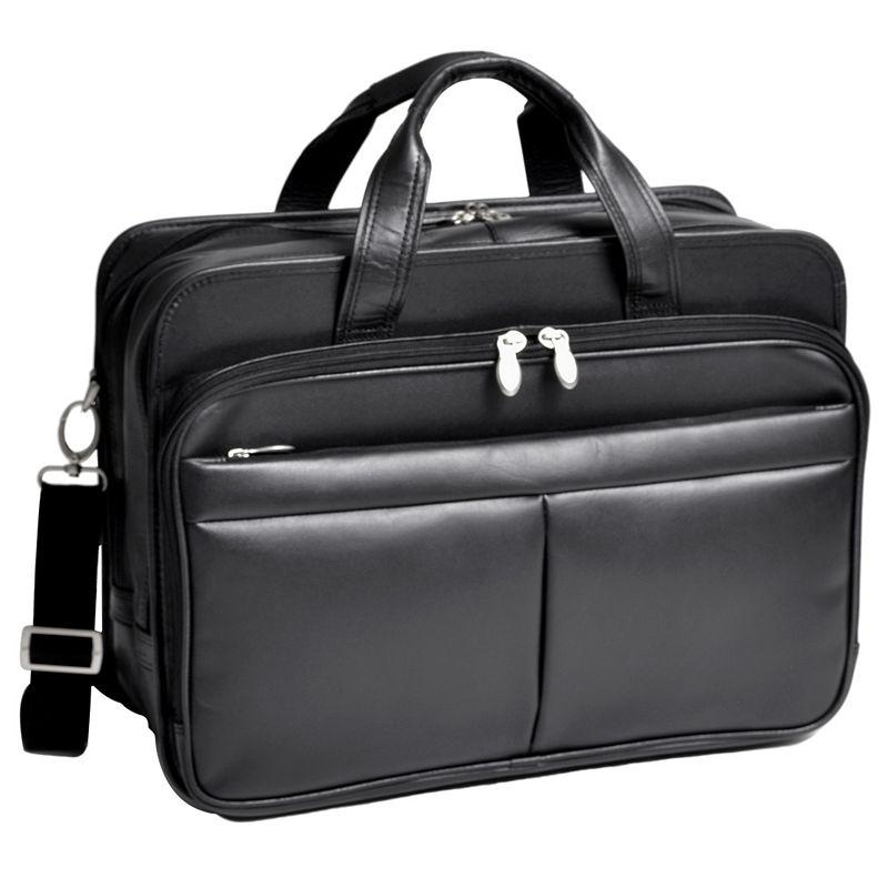 McKlein Walton Expandable Laptop Case