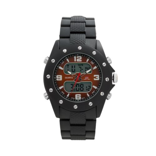 U.S. Polo Assn. Stainless Steel Ana-Digi Watch - Men