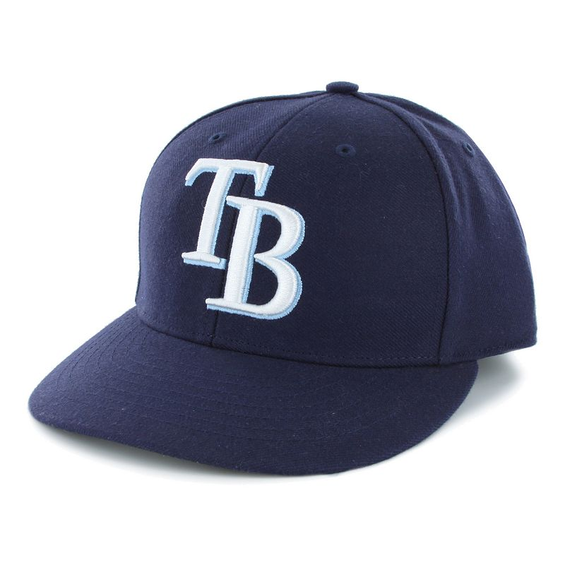 Adult '47 Brand Tampa Bay Rays Wool Replica Baseball Cap