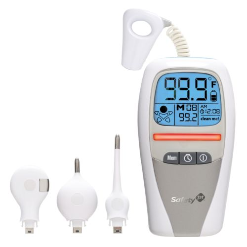 Safety 1st ProGrade Complete Family Thermometer