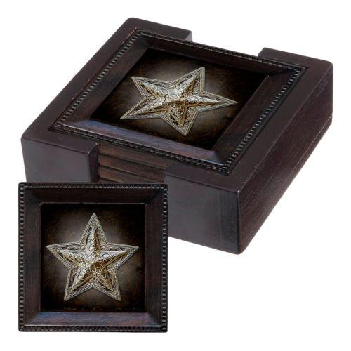 Thirstystone Star Coaster Set