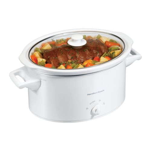 Hamilton Beach 8-qt. Slow Cooker