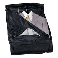 Royce Leather Luggage, 44-in. Garment Bag