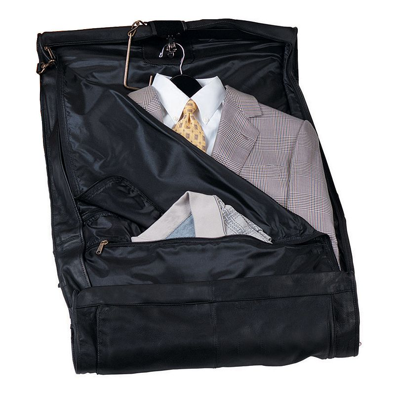 Royce Leather 44-in. Garment Bag