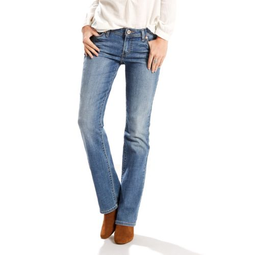 Levi's 529 Curvy Bootcut Jeans - Women's