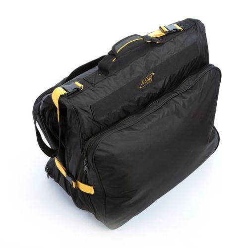 A.Saks Luggage, Expandable Garment Bag
