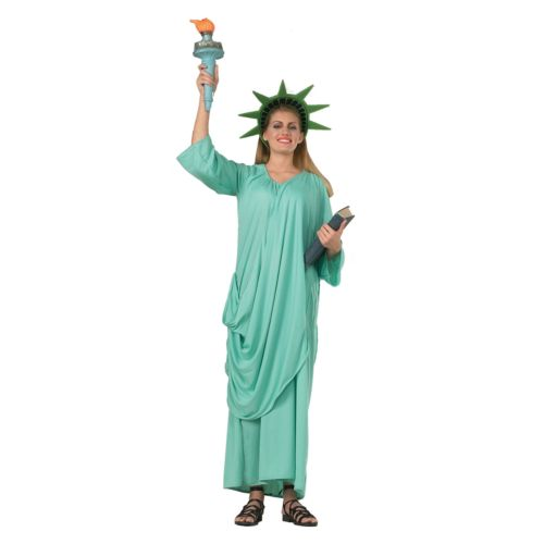 Statue of Liberty Costume - Adult