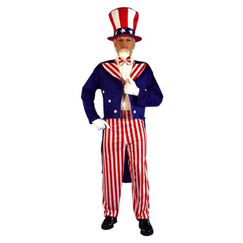Uncle Sam Costume - Adult