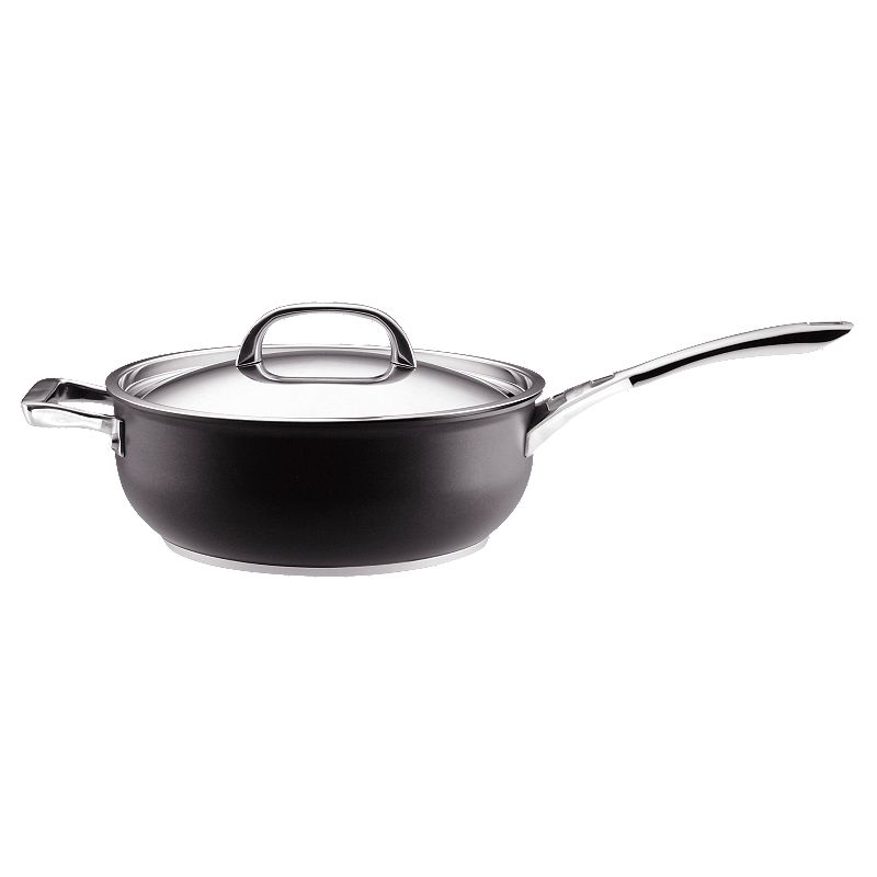 Infinite Circulon 6-qt. Nonstick Hard-Anodized Covered Chef's Pan