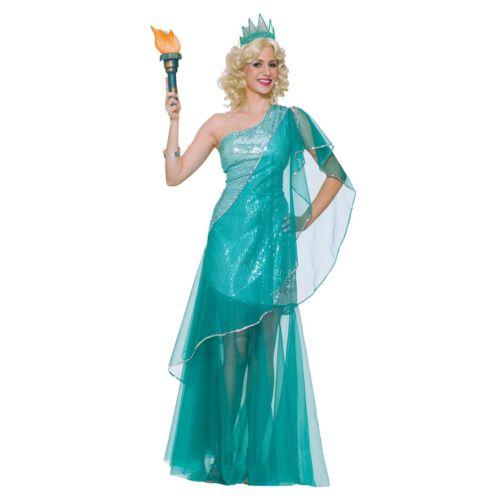Miss Liberty Costume - Adult