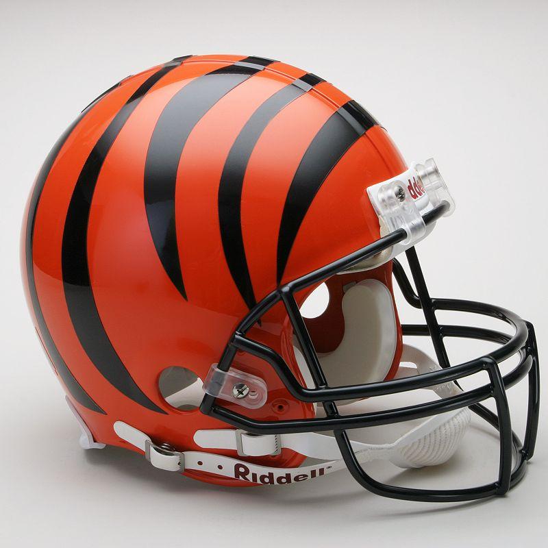 Riddell Cincinnati Bengals Collectible On-Field Helmet