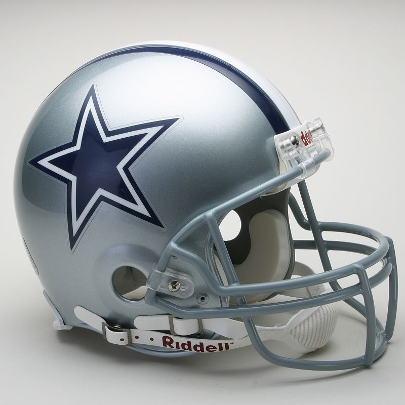 Riddell Dallas Cowboys Collectible On-Field Helmet
