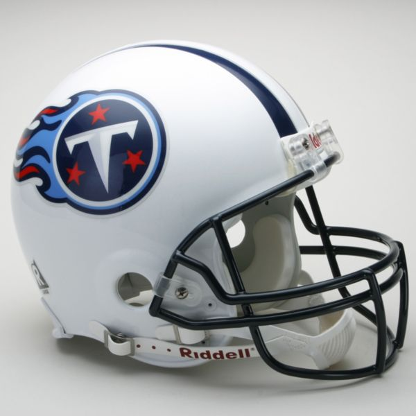 Riddell Tennessee Titans Collectible On-Field Helmet