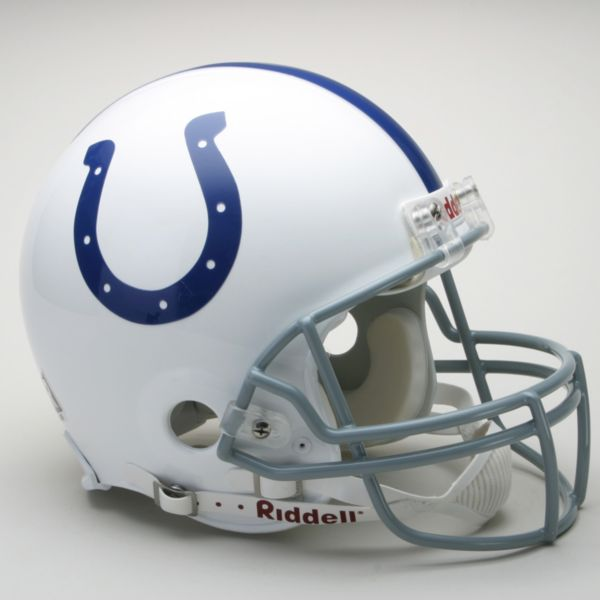 Riddell Indianapolis Colts Collectible On-Field Helmet