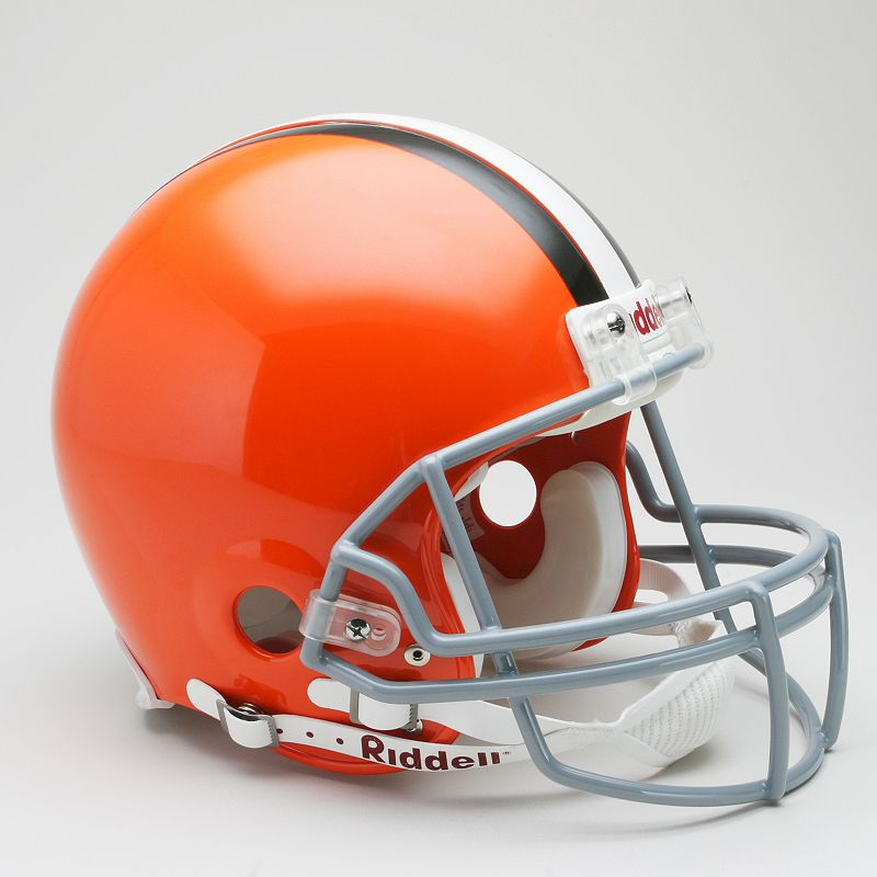 Riddell Cleveland Browns Collectible On-Field Helmet
