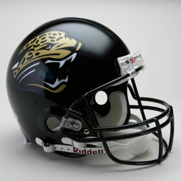 Riddell Jacksonville Jaguars Collectible On-Field Helmet